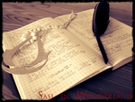 Writing an Assassin Fanfiction by Sasi-in-Wonderland