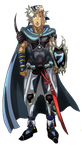 Dissidia Firion by Shalmons
