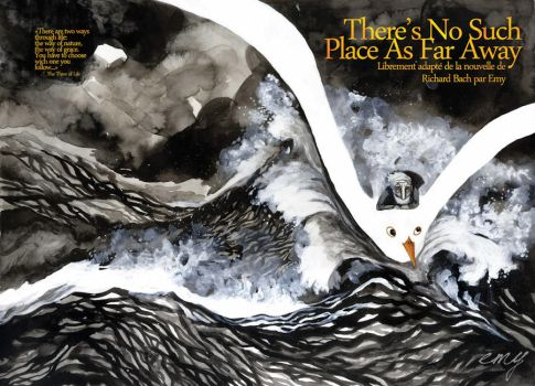 There's No Such Place as Far Away . COVER by emychaoschildren