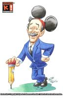 WALT DISNEY WINNER by alexpal