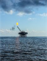 Gulf Gas by Deoradhain