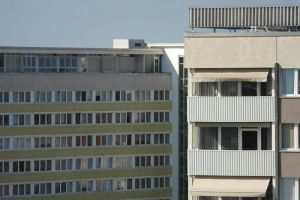 Cottbus -- Residential buildings by utico