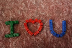 Day 24 - Lego Love by Meranda92