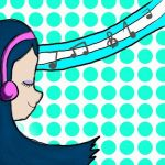 Music to my ears by mariathehedeghog