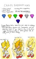 Project Mobius: The Chaos Emeralds by Chicaaaaa