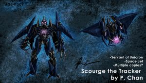 Transformers movie - Scourge by agentdc7