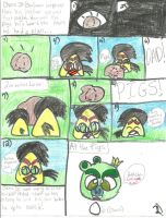 AB Comic- Risking a Life- Page 2 by AngieTheCatGuardian