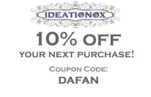 IDEATIONOX Coupon Code by Ideationox