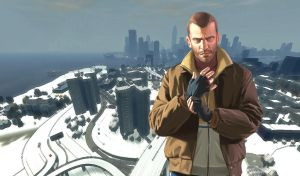 Niko Bellic's Ready for Snow by jakeroot