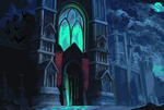 Gothic Architecture by skittlefuck