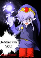 Vaati, To stone with you 2 by Robie-Chan