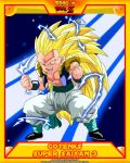 DBZ-Gotenks SSJ3 by el-maky-z