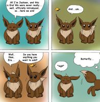 The Eevees 17 Those Other Guys by NoaQep