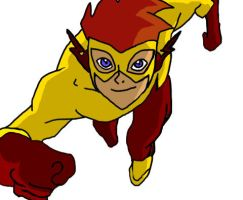 Kid Flash by DCFangirl01