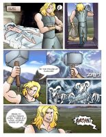 Thor and Loki to Giantlands p.16 by theperfectbromance
