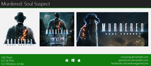Murdered: Soul Suspect - Icon by Crussong