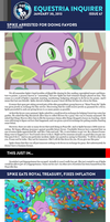 Equestria Inquirer 66 by JoeStevensInc