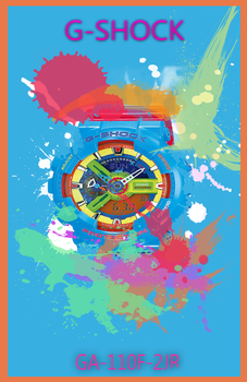 G-Shock by OriorDenuo