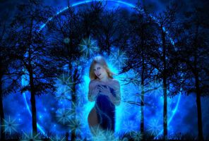Sabrina China Blue Moon2 by shills1987
