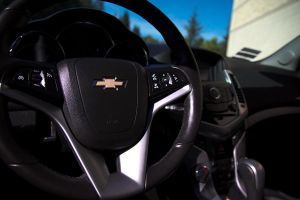 2012 Chevy Cruze RS Interior by Doogle510