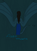 Frost Phoenix Title Page by kairon92