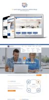 Firstpoint Agency Responsive Website Design by themerboy