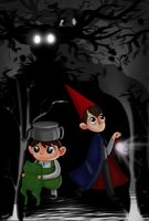 Over The Garden Wall by Styl-Fly