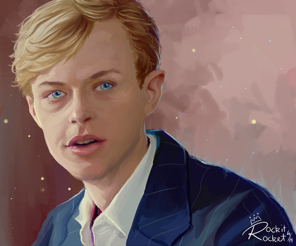 Dane DeHaan by Laurir