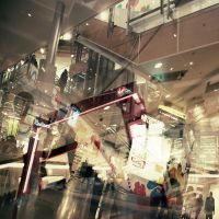 mall 1 by partiallyHere