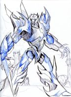 Lightninbreaker - tfp by winddragon24