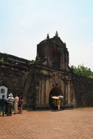 Fort Santiago by glamofficial