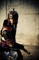 Zhou Tai DW7 Cosplay by JFamily