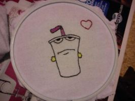 Master Shake Embroidery by Winstopian