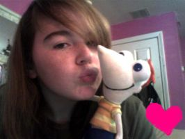 Me Kissing Phineas XD by DreamSkittles3000