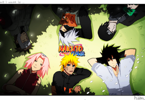 Team 7 : All I want is...: by Ranniiee