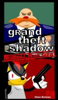 Grand Theft Shadow by chenbaiwan