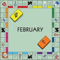 February-Monopoly by BlackCarrionRose