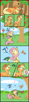 Instant Peace by Selective-Yellow
