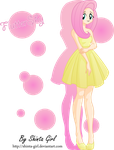 Fluttershy Vestido by Shinta-Girl