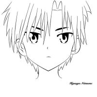 Hyuuga Natsume by youngsoul