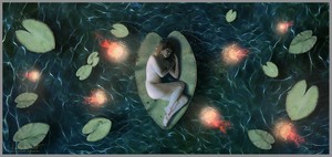 Sleeping Eve (From Adam and Eve) by AngeliqueChan