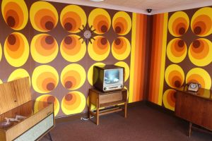 1960s Lounge 3 by fuguestock