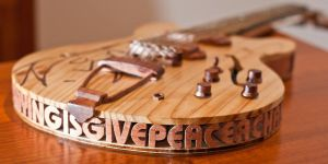 Give Peace a chance by J---T