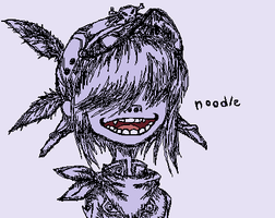 Noodle. :3 by Shadow-moon-fox