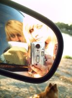Objects in the Mirror are Closer then they Appear by SilenceBLEH