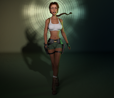 Classic Raider 44 by tombraider4ever