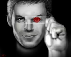 Dexter Morgan by CerberusLives