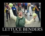 Lettuce Benders by Appleminte