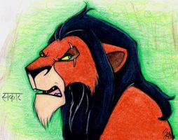 Scar by harrimaniac27