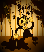 Bendy And The Ink Machine  by superfrancy77